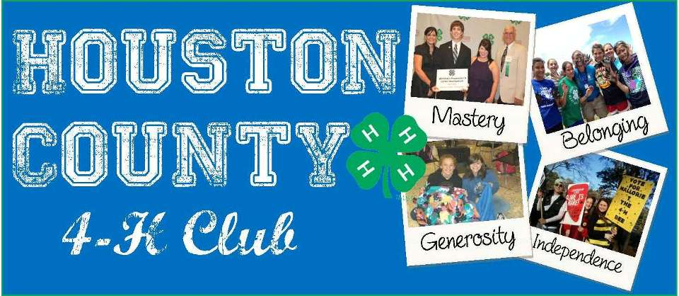 Houston Couny 4-H