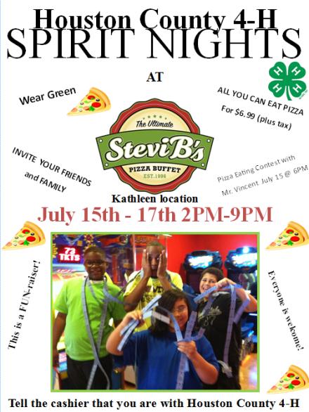 SteviB's